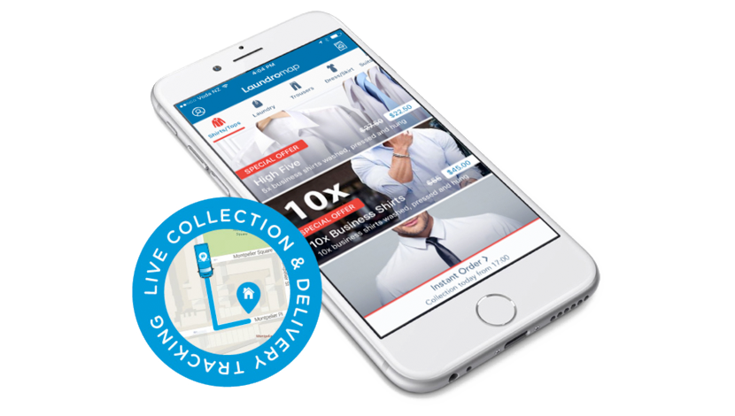 Chatswood Dry Cleaning & Laundry - Order online or via iOS or Android App